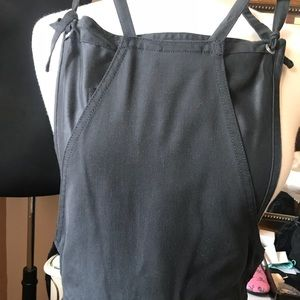 Poly satin overalls! So fabulously comfortable!